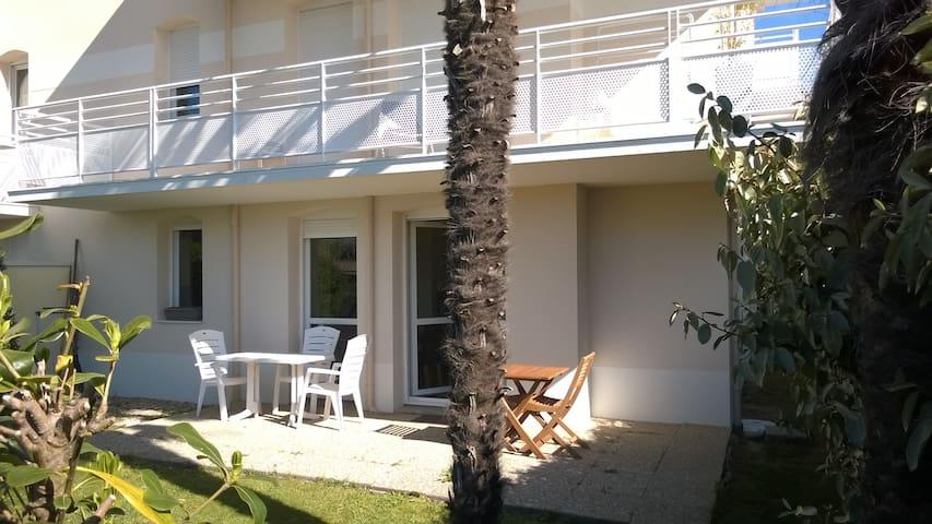 Oasis de calme, au centre de Pornic - Pornic - Apartament