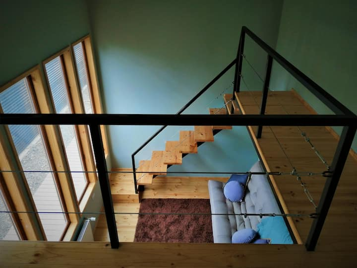 Cozy loft in Puerto Natales downtown