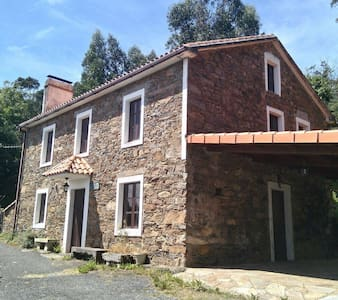 Casa Rural - Cariño - Byt