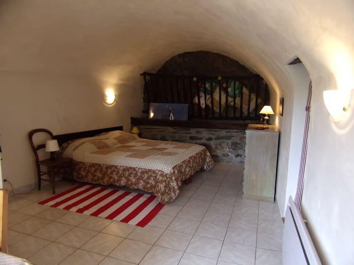 Chambre particuliere tout confort