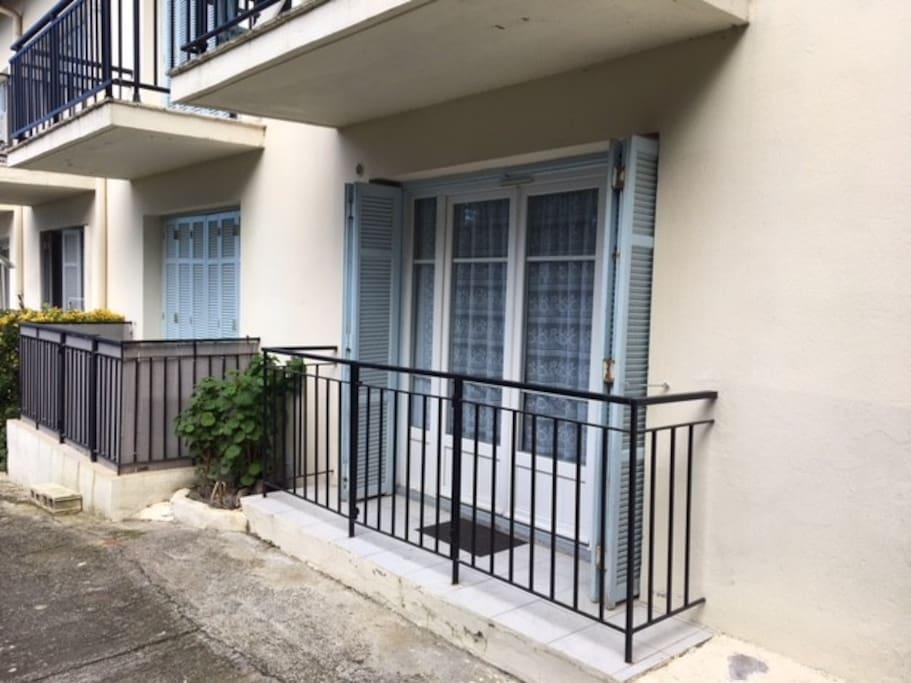 Fenêtre Principale pièce à vivre