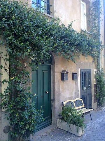 Magic Tuscia Tuscania Torretta16 blue room