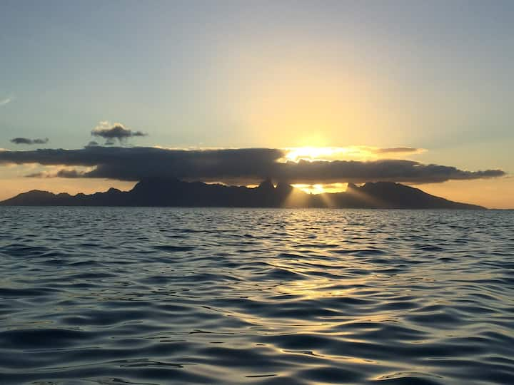 Sunset Panoramique