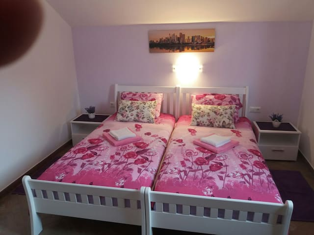 Guest House Mačić Doble room *** - Vranovača, Ličko-senjska županija, HR
