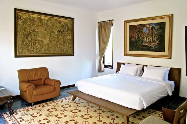 Deluxe Garden King Room ( Umalas )
