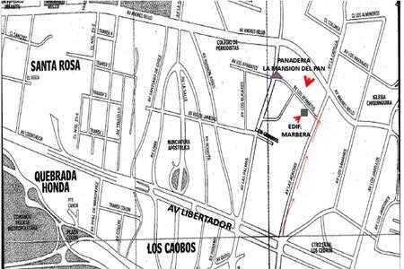 Marbera Best Location - Caracas
