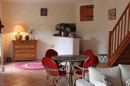 Maison avec piscine privée Gard-Ardèche - Meyrannes - 度假屋