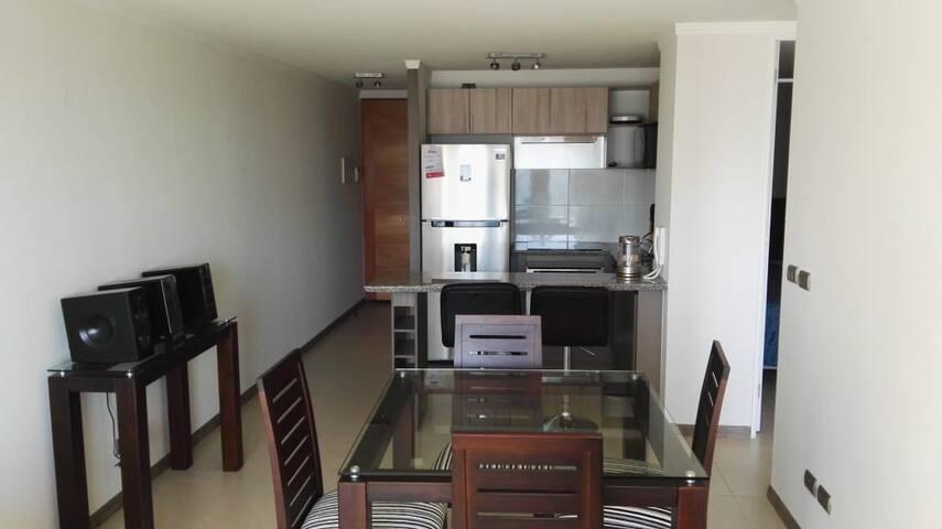 Departamento Marina Horizonte 1 Peñuela Coquimbo