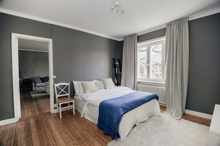 Beautiful flat in Kungsholmen/Kristineberg