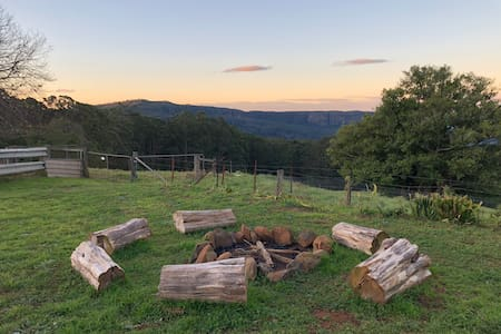 Escarpment Glamping - The Veggie Patch