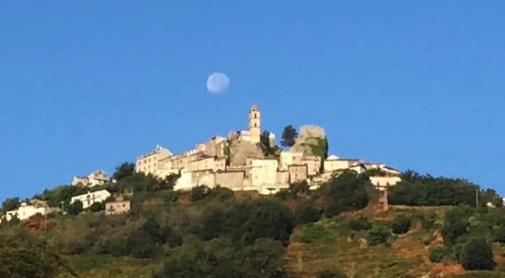 Loreto di Casinca: appart dans maison de village