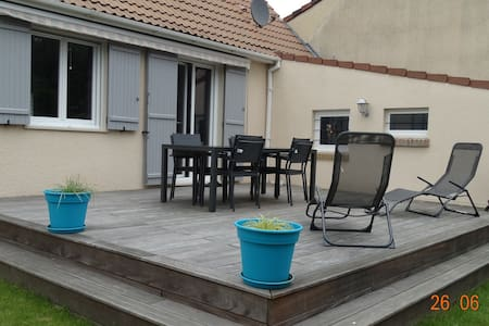 Agréable Chambres 10min Le Mans - Spay - Hus