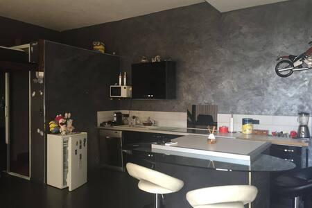 studio roquebrune cap martin - Roquebrune-Cap-Martin - Apartmen
