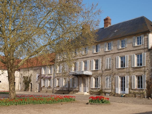 Chambres d 'hôtes  dans ferme proche de Paris