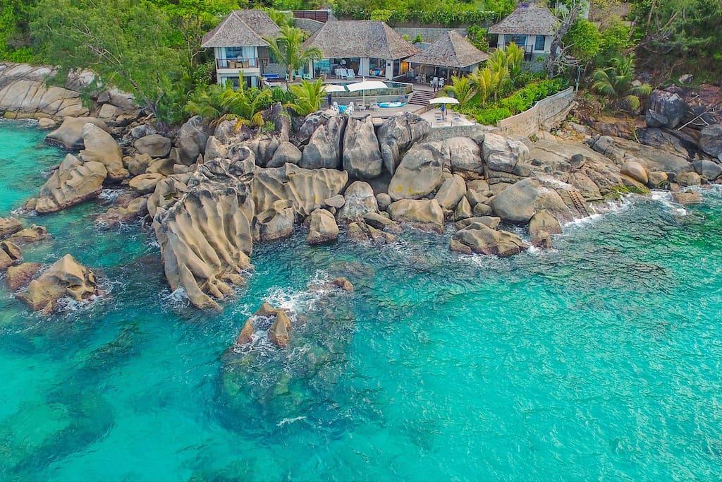 Perfect snorkeling spot!
