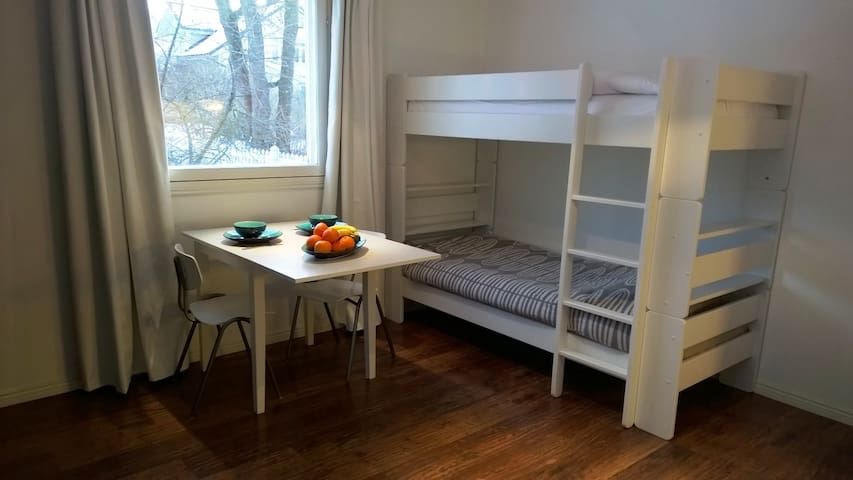 PRIVATE GUESTHOUSE FOR TWO IN THE HEART OF LAHTI