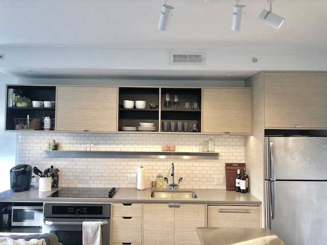 4 Month Lease - GORGEOUS Shaw Apt $2385 monthly