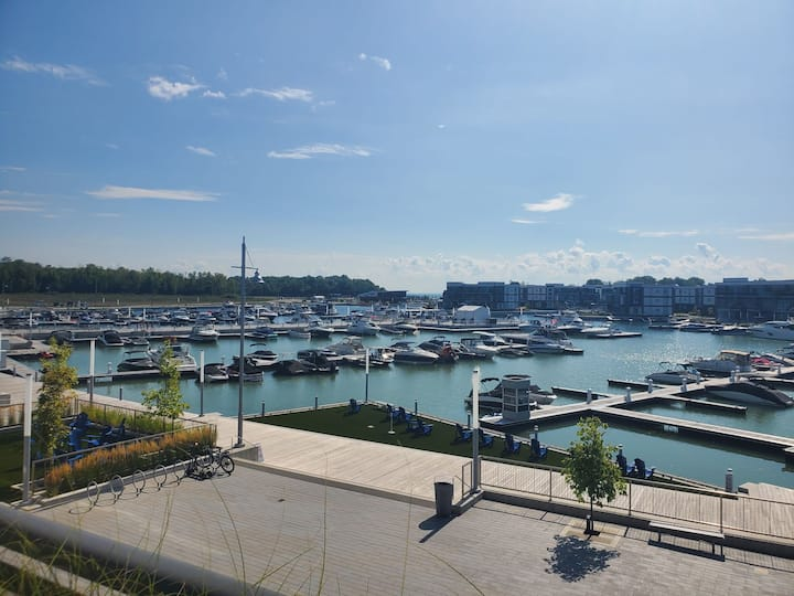 Friday Harbour|Fast Wifi|Lake View|Harbour Flats