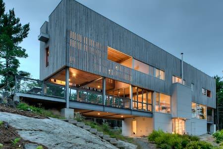 Bridgehouse: A Modern Luxury Ocean Retreat - Mill Village