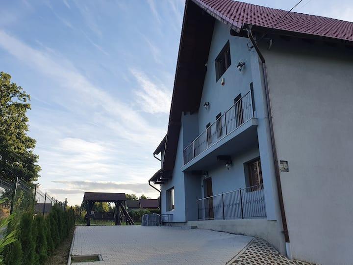 Villa Donca ..Bistra Mures(deda bistra )