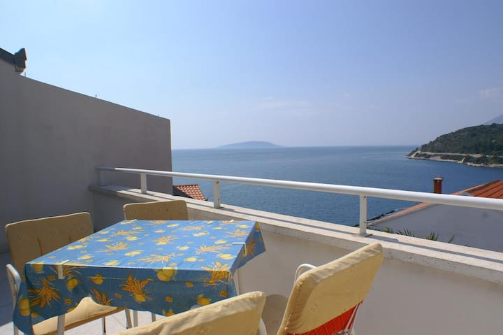 One bedroom apartment near beach Podaca, Makarska (A-2633-a)