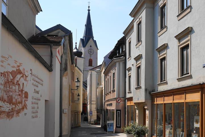Altstadtwohnung Mathilde