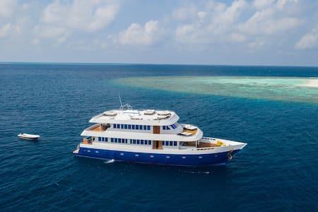 Maldives Explorer - Surf & Snorkel All Inclusive