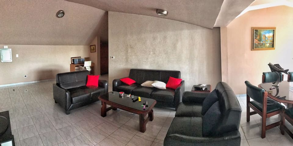 Very neat 2 beds apartment+air - Maamelteine