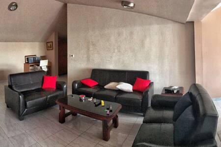 Very neat 2 beds apartment+air - Maamelteine - Apartament
