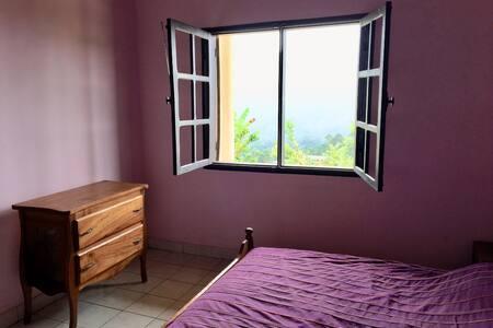 Chambre privée avec Vue panoramique