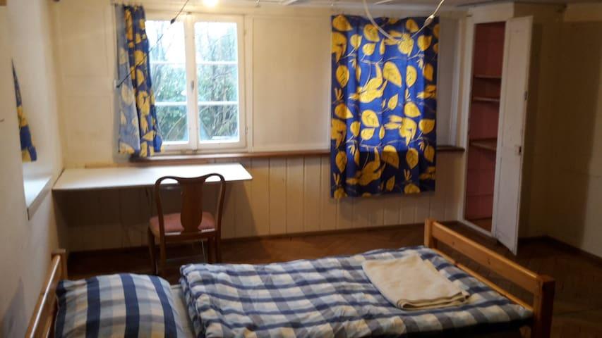 WG-Zimmer Parterre L.