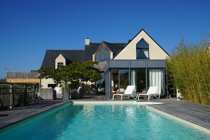 Amazing property overlooking the Guerande salt mar - Guérande - Villa