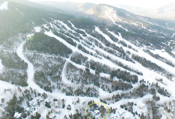 Attitash Ski-In/Ski-Out House