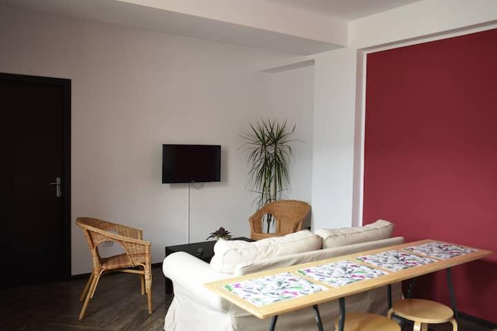 Linden Apartment - spacious 2 Bedroom flat