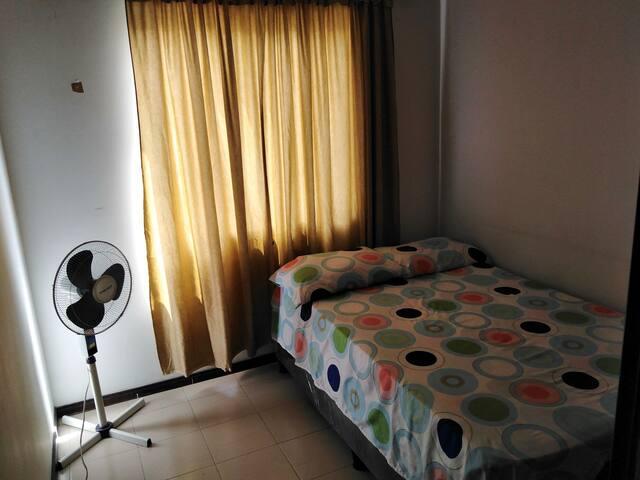 Habitacon como en casa
