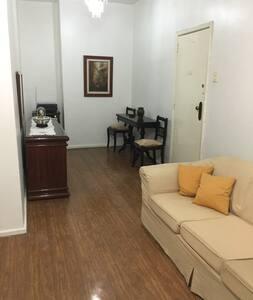 Aconchegante apartamento em Copacabana - 2 Quartos