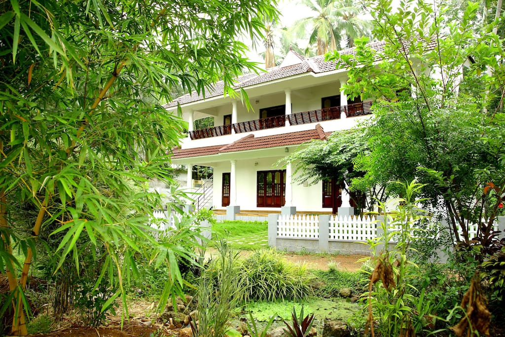 homestay - front view