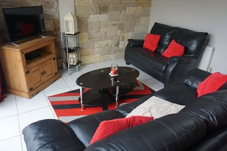 ★ Ground floor apartment minutes from Donegal Town