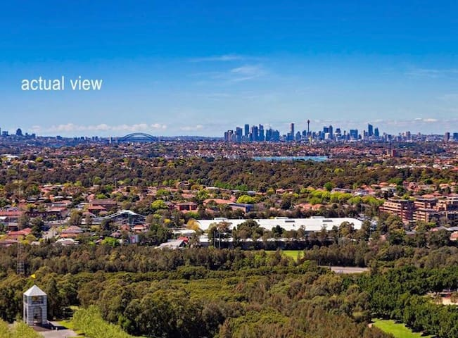 Luxury 2-bedroom apartment in Sydney Olympic Park - Sydney Olympic Park - Apartment