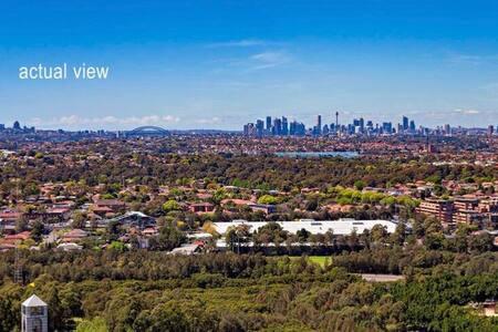 Luxury 2-bedroom apartment in Sydney Olympic Park - 悉尼奥林匹克公园 - 公寓