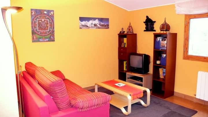 Apartamento en Biescas