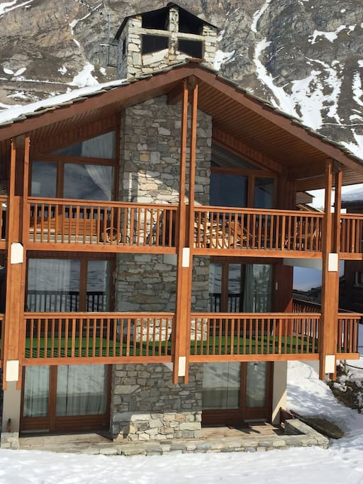 Val D Isere Appartement