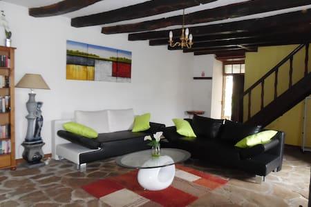 Le Planchon - Authentic Gite with stunning views - Balledent - Gästehaus