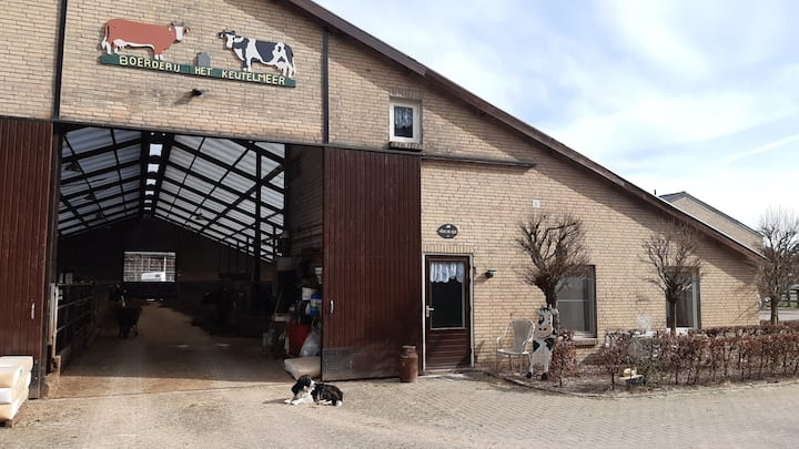 Vakantie huis de koe Bergen op Zoom