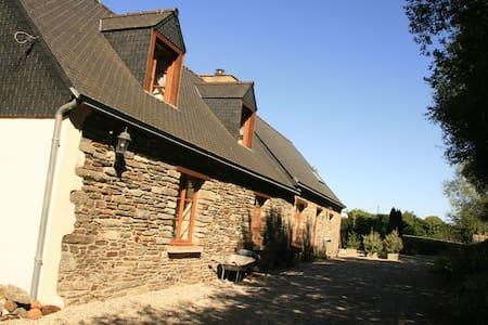 Private 3 bedroom longuere - Noyal-Pontivy - Maison
