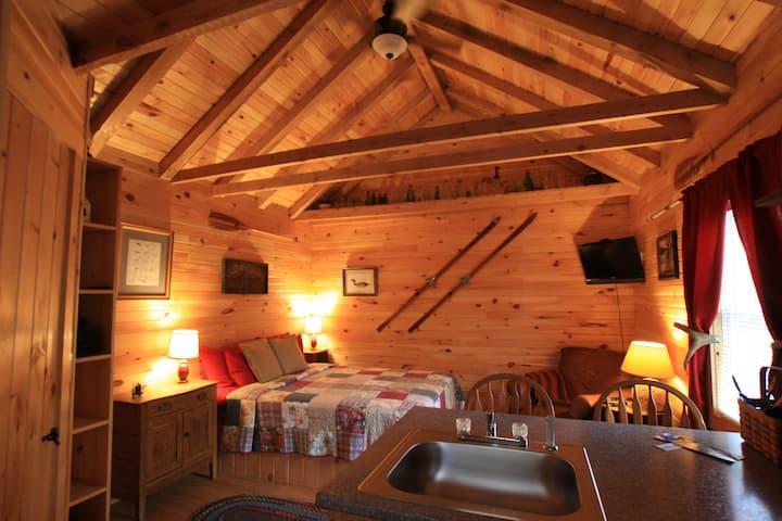 The Nest Cabin at Loon Ridge