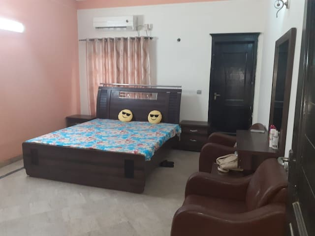 Private saprate room