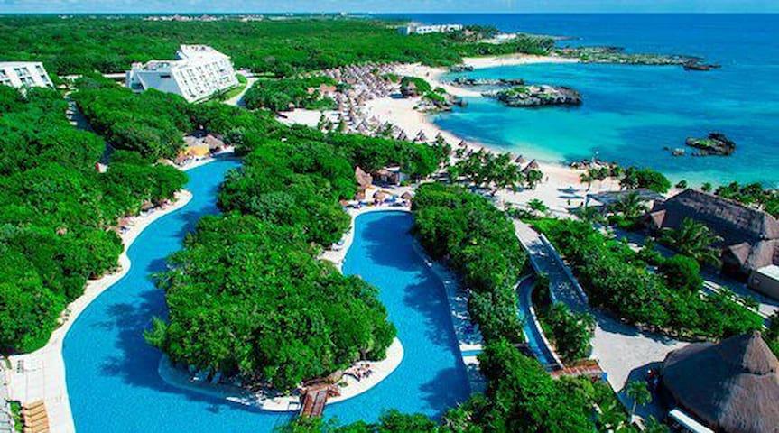 Grand Sirenis Riviera Maya,  All inclusive!