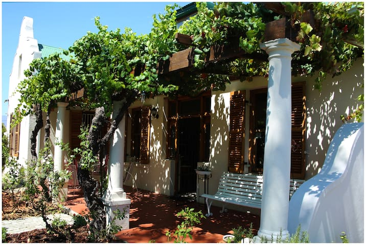 Rawsonville House - Africa Room - Rawsonville - Guesthouse