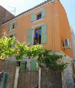 Charmant vakantiehuis in Languedoc - Puisserguier
